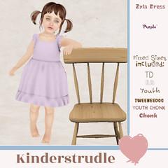 KS Zyla Dress Purple AD