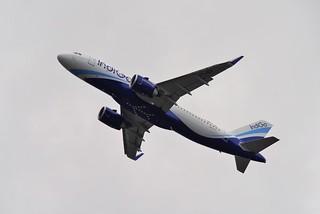 A320n F-WWIX (VT-ISV)