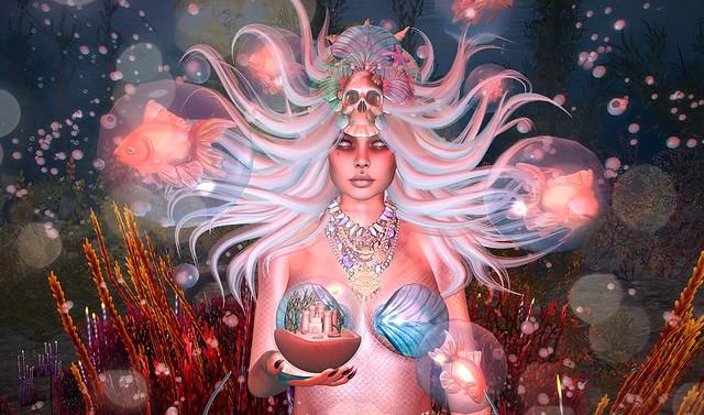 A Mermaid's Summer Memories