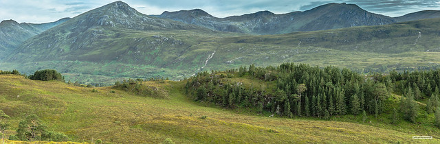 The wild, unspoiled beauty of Glen Affric in the height of summer, 2016.