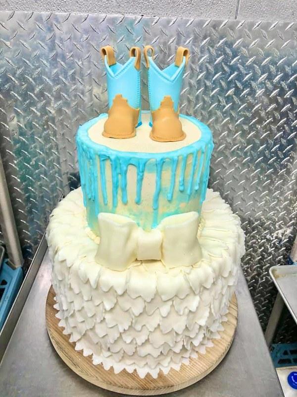 Cake by Pandora's Cakes