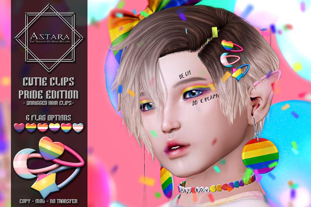 Astara - Cutie Clips AD Pride Edition