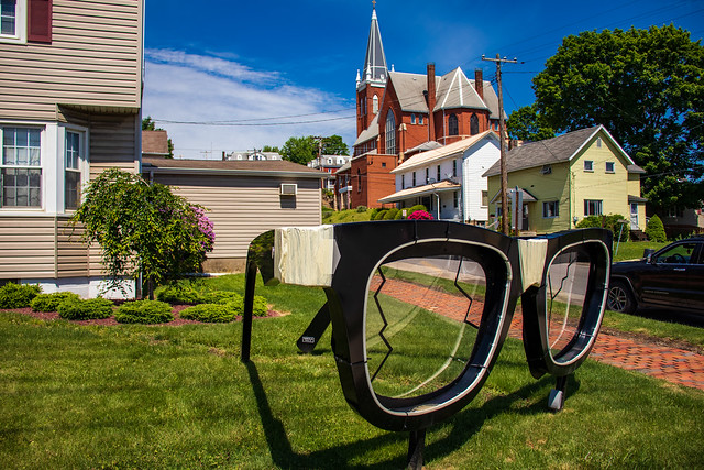 Large Eye Glasses