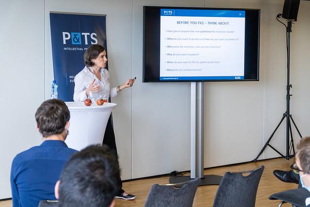 IP strategies for startups