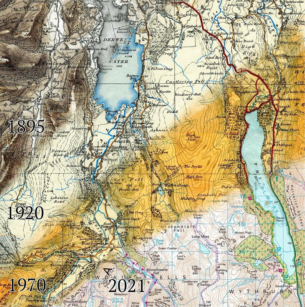 Evolution of mapping (v2)
