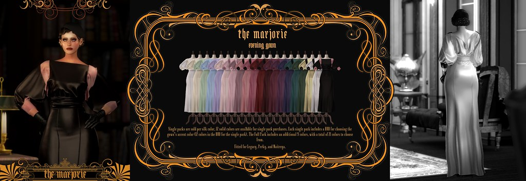 """""""The Marjorie"""" @ The Warehouse Sale"""