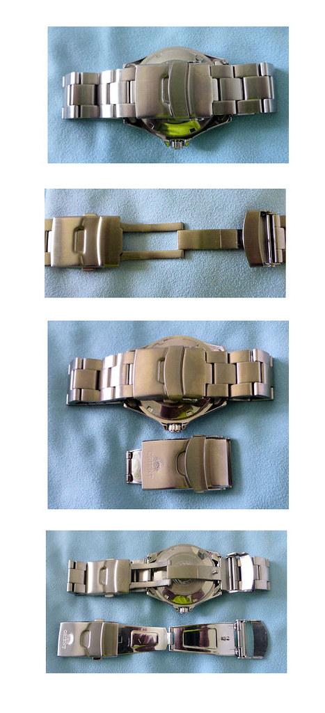 orient bracelet sheet