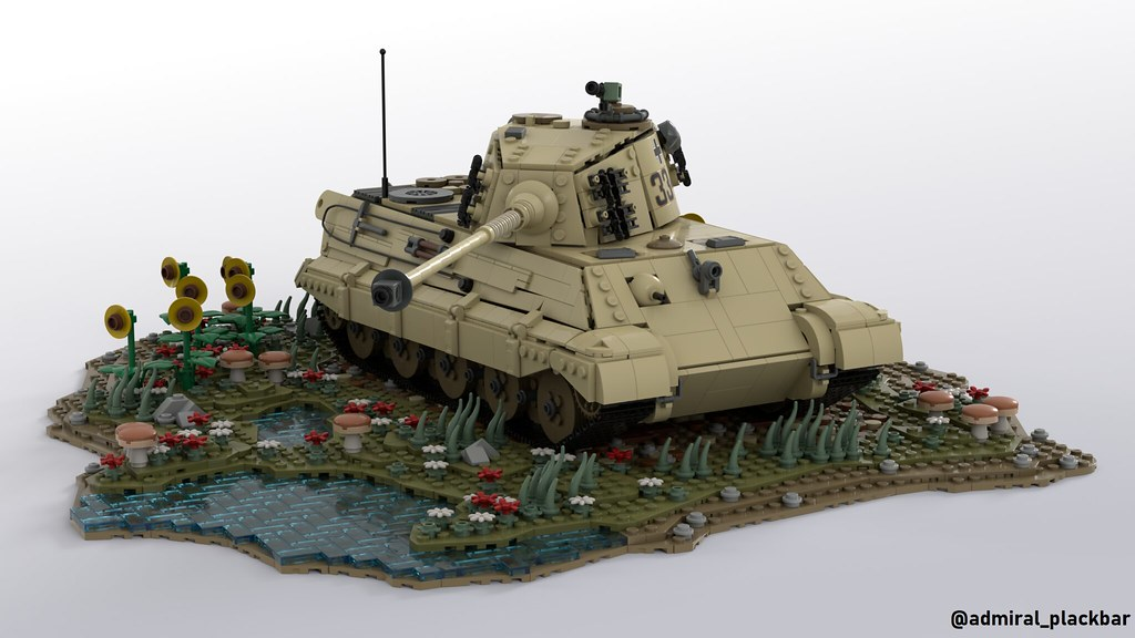 PzKpfw. VI Ausf. B Tiger II #6