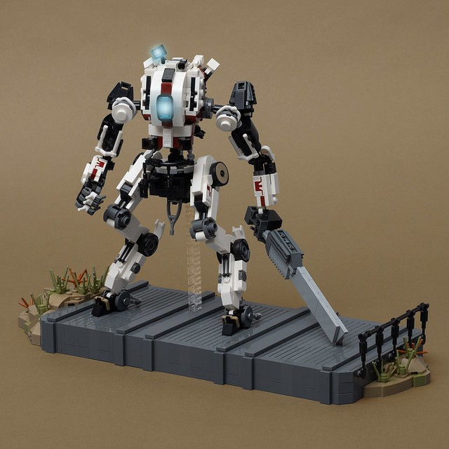 """Ronin (from """"Titanfall 2"""") - now with instructions!"""