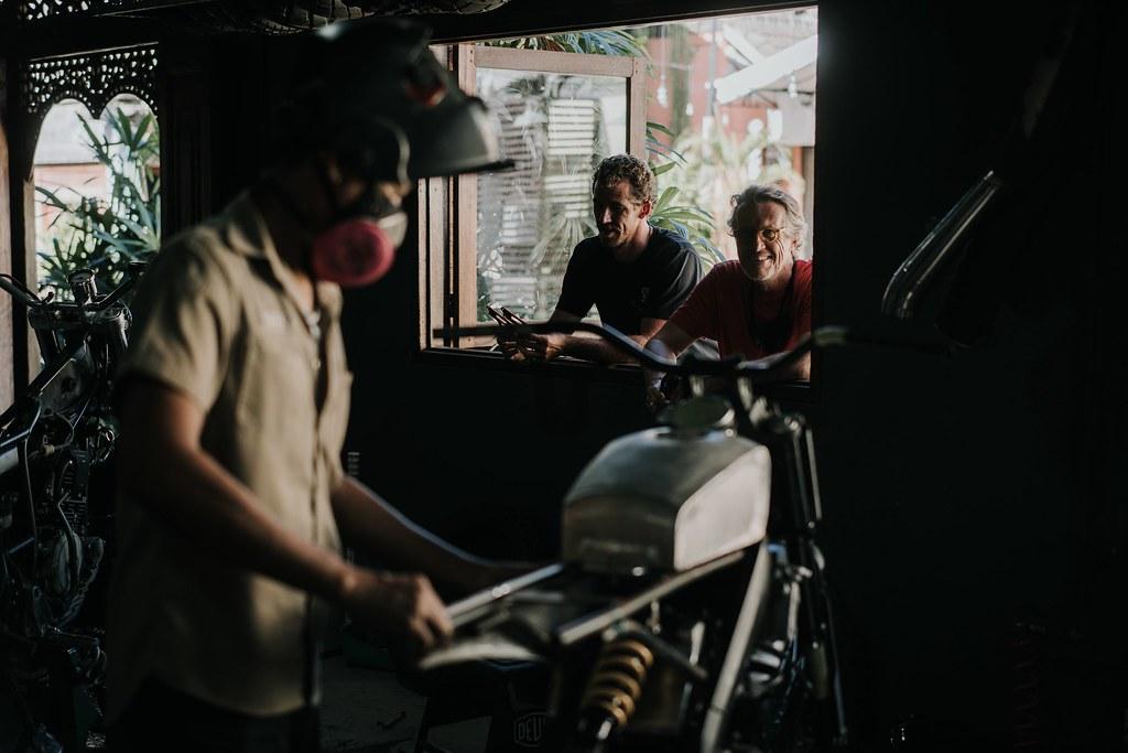 Yamaha Heritage Bali