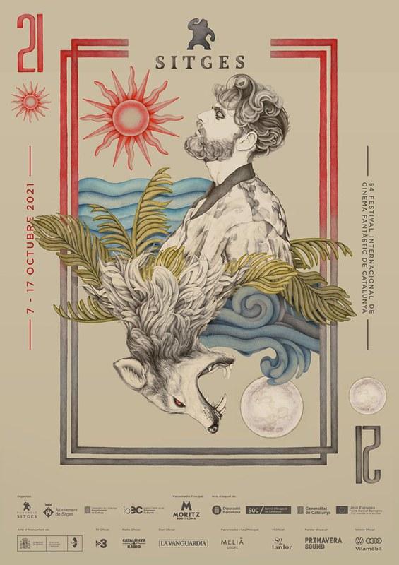 'Mona Lisa and the Blood Moon', de Ana Lily Amirpour, inaugurará Sitges Film Festival 2021