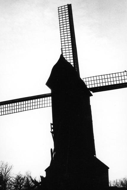 Moulin stylisé