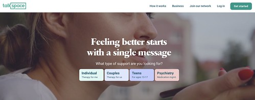 talkspace therapy