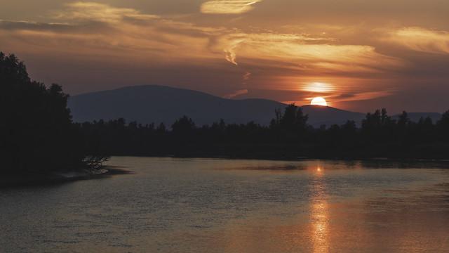 Last Sun over Slievenamon