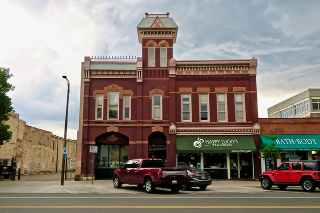 Old Firehouse, Fort Collins, CO