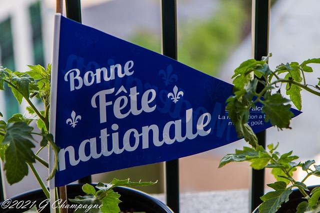 #25 Fête Nationale du Québec