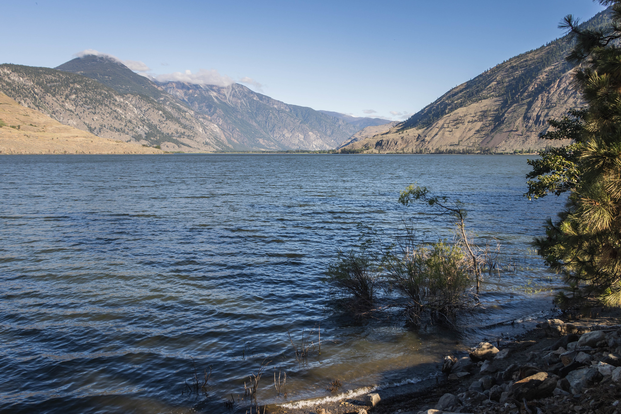 Palmer Lake north view
