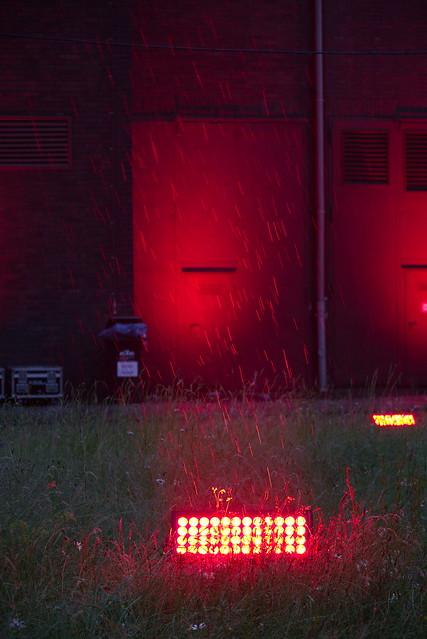 Red Rain...