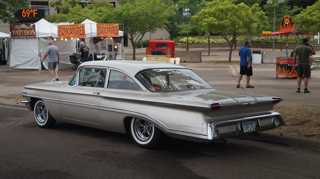 1960 Oldsmobile Dynamic 88