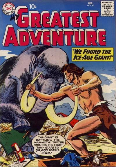 My Greatest Adventure #40