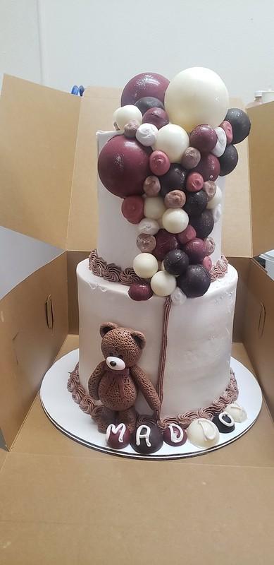 Cake by Bonnie Ray's Bake Shoppe