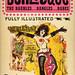 Lancer Books 74-828 - Martin Collyer - Burlesque