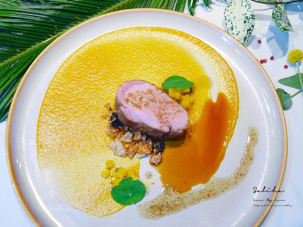 台北東區浪漫餐廳推薦The Tavernist 金普頓酒店美食適合聚餐約會大安區好吃餐廳排餐 (2)