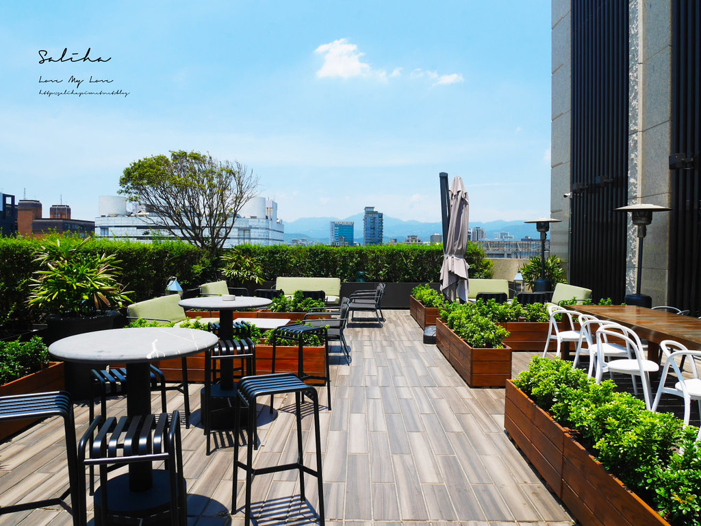 台北景觀餐廳推薦The Tavernist東區空中花園庭園餐廳可看101浪漫氣氛好約會情人節推薦 (3)