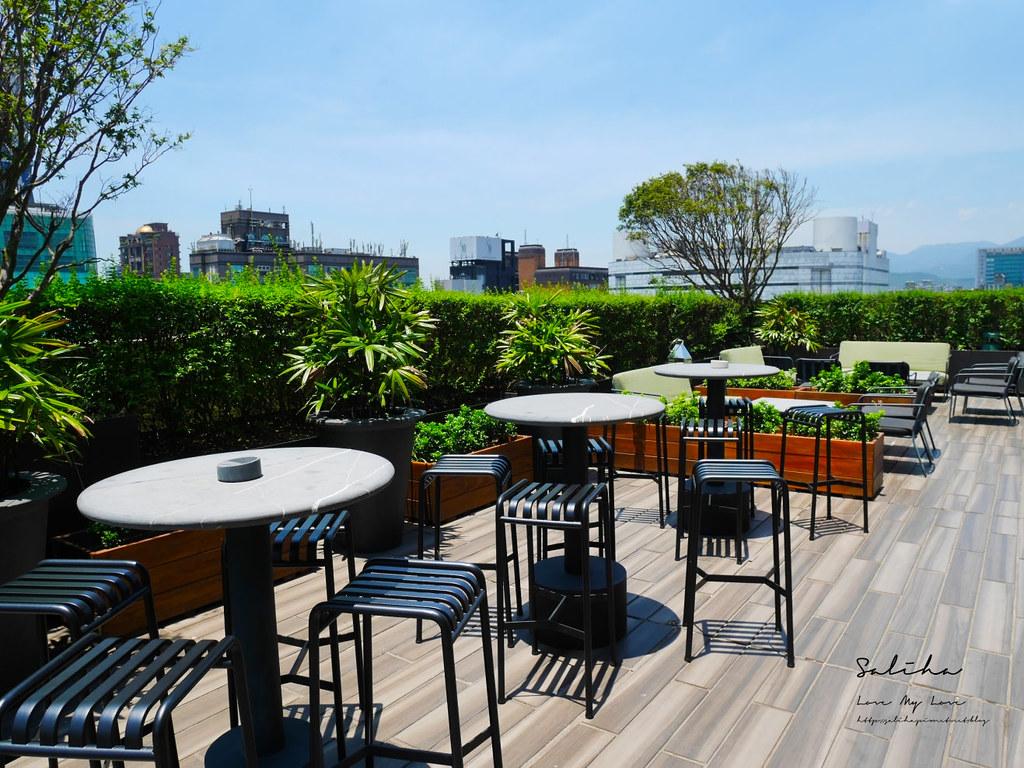 台北景觀餐廳推薦The Tavernist東區空中花園庭園餐廳可看101浪漫氣氛好約會情人節推薦 (2)