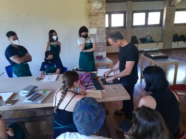 Workshop: Xilografia Policroma