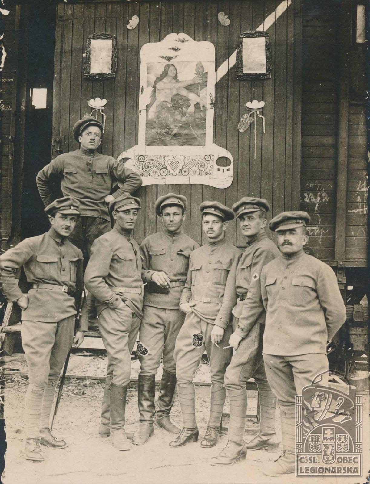 03. 1917. 9 рота