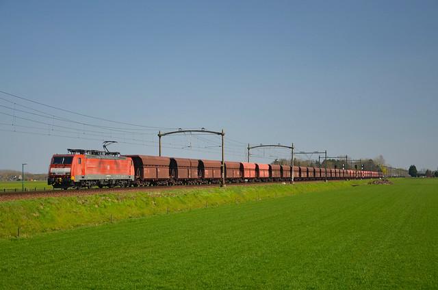 🇳🇱 Train 48708 @ Hulten