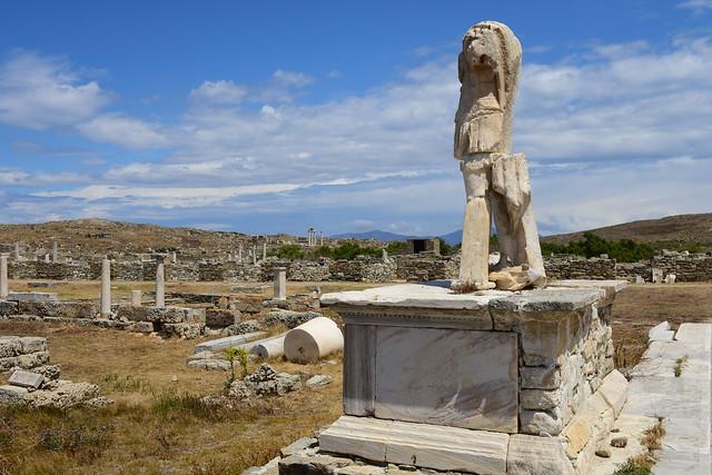 Delos, Greece, June 2021 350