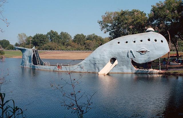 Blue Whale of Catoosa, OK
