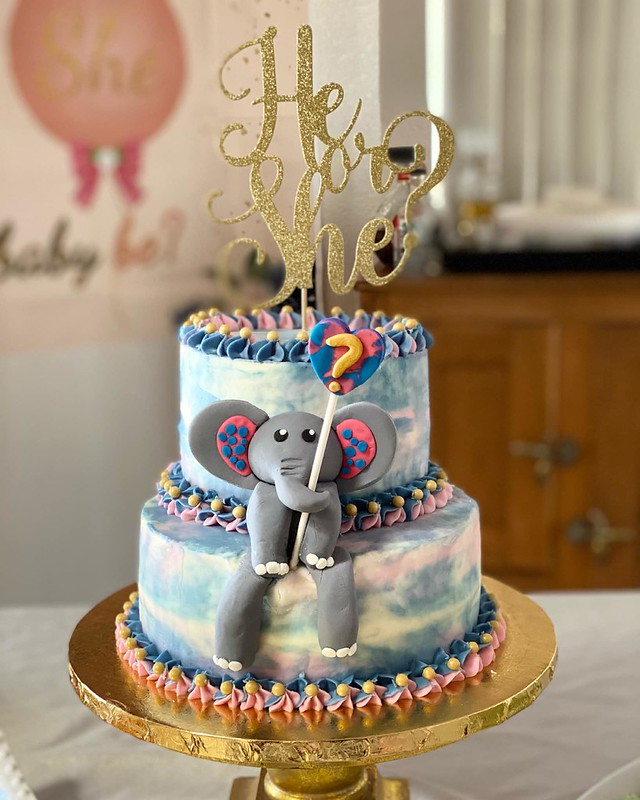 Cake by Stark Raving Made