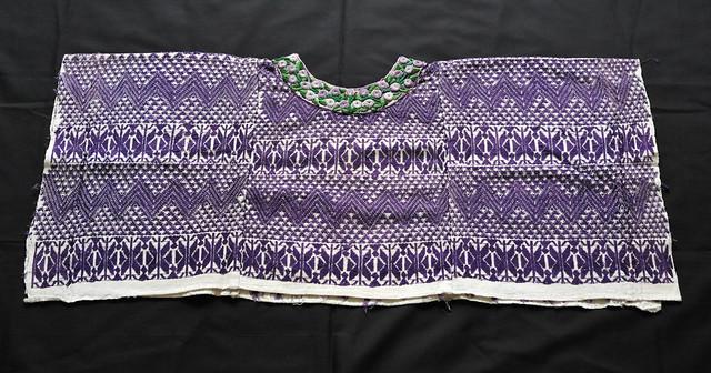 Guatemala Maya Huipil Textiles Tactic