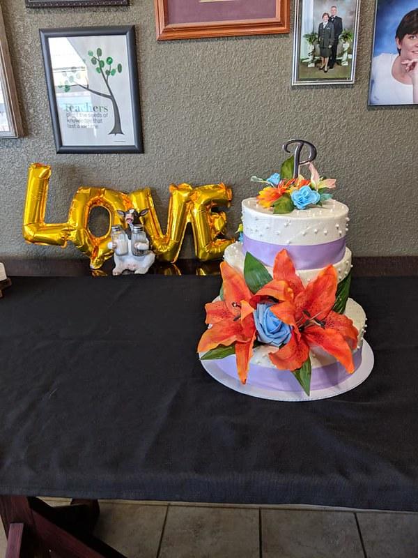 Cake by Tabi's Tasty Temptations
