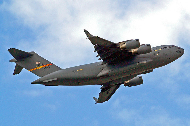 98-0055   (80055) McDonnell-Douglas C-17A Globemaster III [P-55] (United States Air Force) Lakeland-Linder~N 16/04/2010
