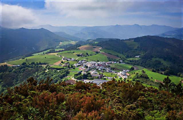 Villayón.Pueblos de Asturias.