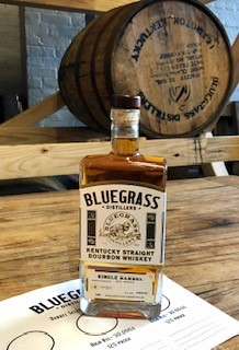 Barrel Selection at Bluegrass Distillers