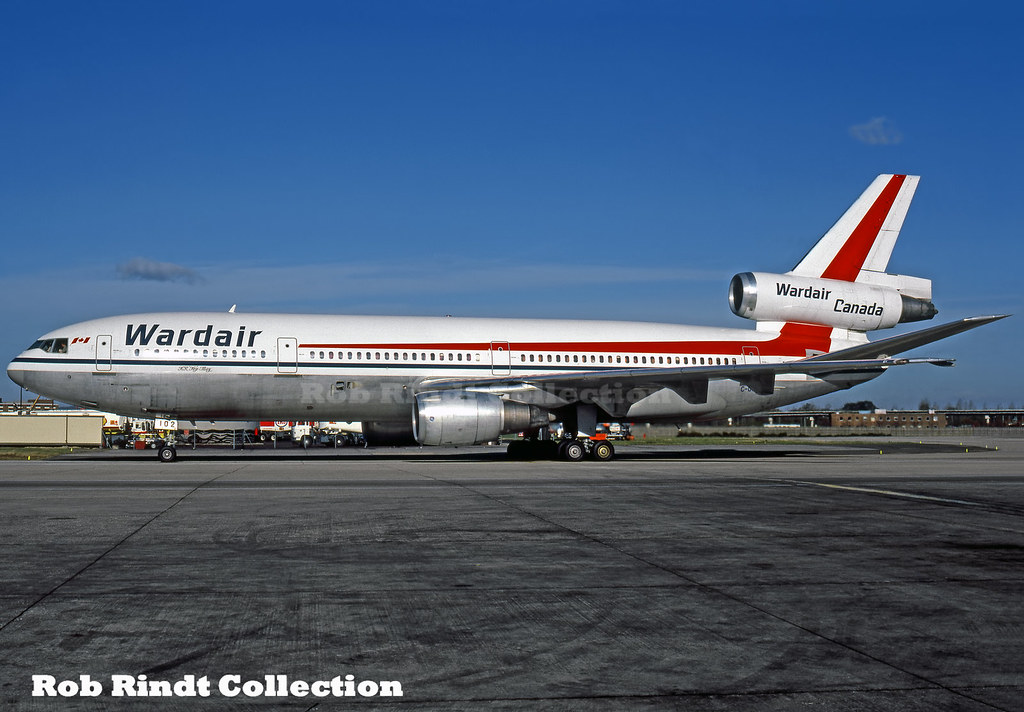 Wardair Canada DC-10-30 C-GXRC
