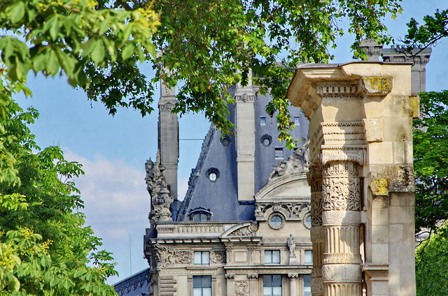 342 - Paris en Mai 2021 - dans le Jardin des Tuileries