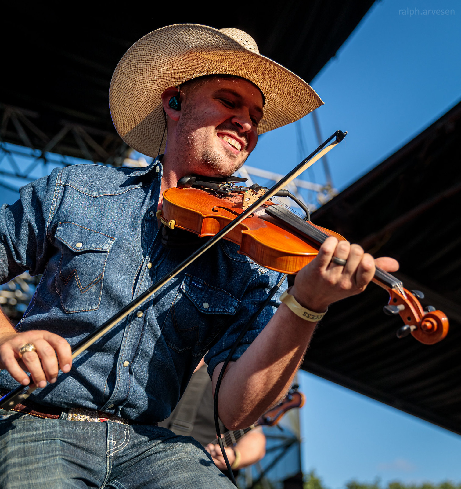 Wynn Williams | Texas Review | Ralph Arvesen
