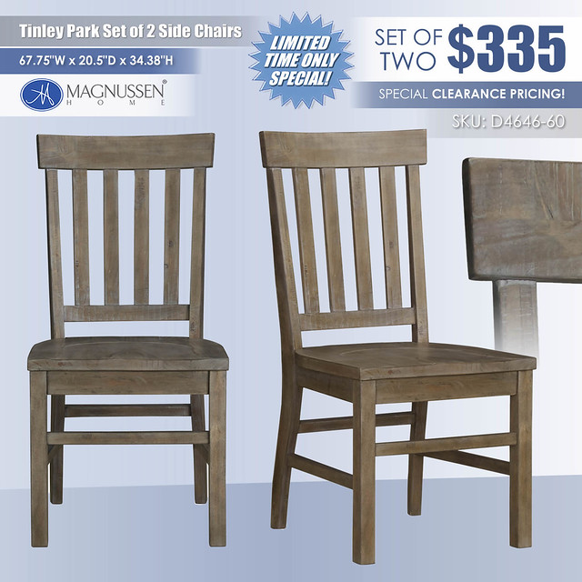 Tinley Park Side Chairs_D4646-60