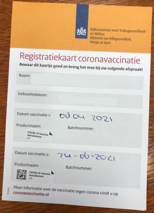IMG_5592RegistratiekaartCoronavaccinatie