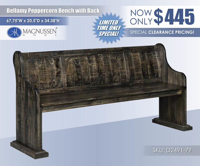 Bellamy Peppercorn Bench with Back_D2491-79_2021