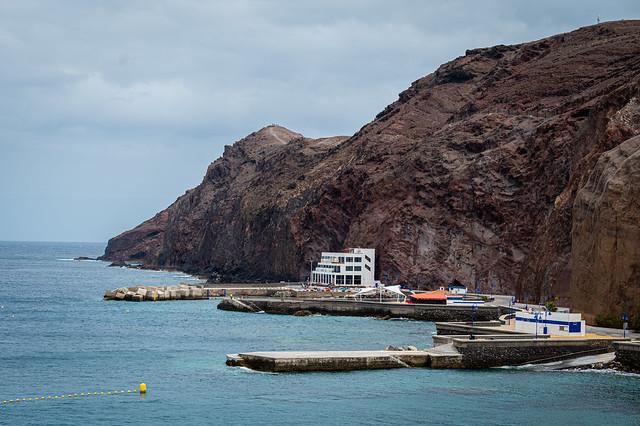 Rehabilitación integral de la avenida de la Playa de Sardina