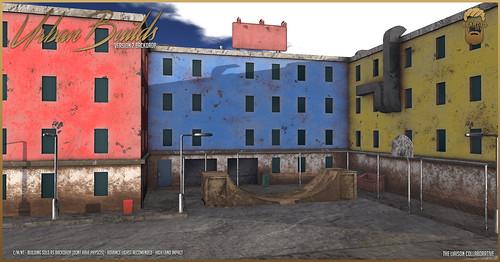 Urban Builds V2 @ TLC!