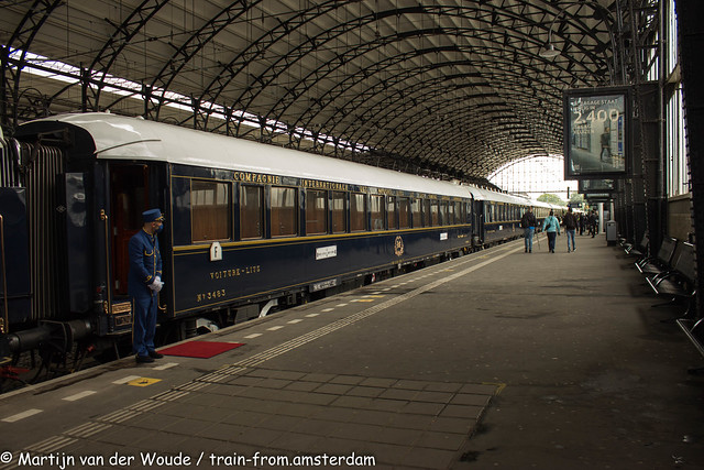 20210623_NL_Haarlem_Ready to board the 20210624_NL_Amsterdam-Centraal_Venice-Simplon Orient Express