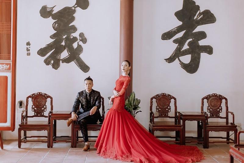 孔廟拍婚紗